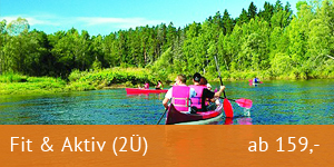 Ferienpark Heidenholz Arrangement Fit & Aktiv