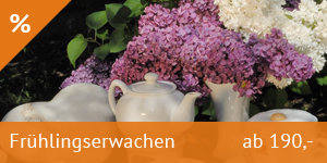 Ferienpark Heidenholz Arrangements Frühlingserwachen
